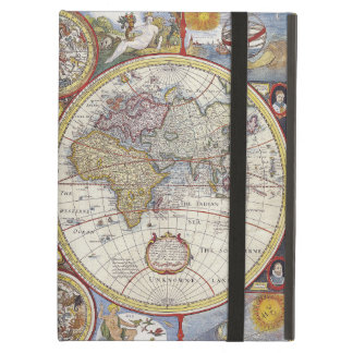 Vintage old world Maps iPad Air Cases