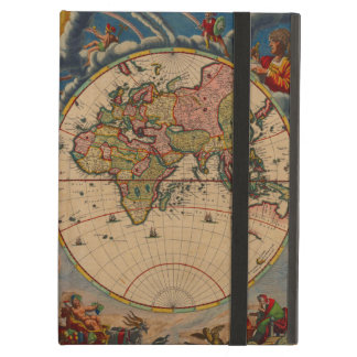 Vintage Old World Maps iPad Air Covers