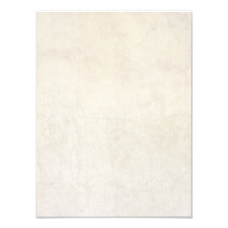 Vintage Paper Antique Ivory Parchment Background Photo Print