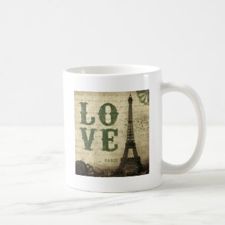 Vintage Paris Coffee Mug