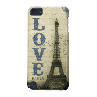 Vintage Paris iPod Touch (5th Generation) Cover