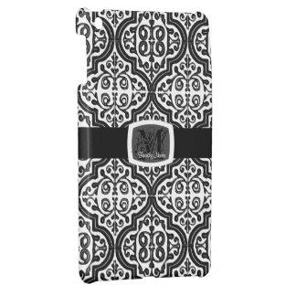 Vintage Patterned Quatrefoil iPad Mini Case