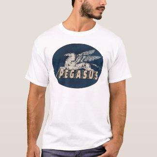 Vintage Pegasus Design T-Shirt