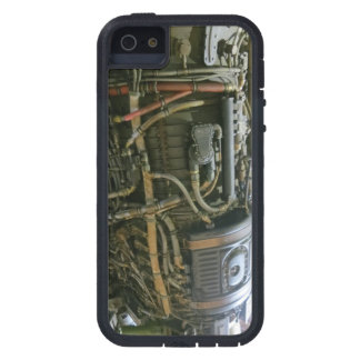 Vintage Period Aircraft Plane Engine Detail Case For The iPhone 5