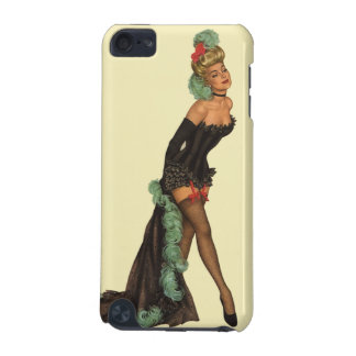 Vintage pin up Speck Case iPod Touch (5th Generation) Cases