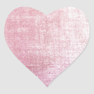 Vintage pink rustic silk fabric worn out sticker