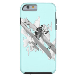 Vintage Plane Tough iPhone 6 Case