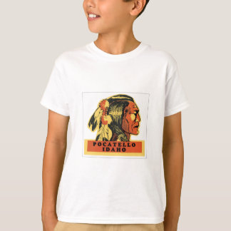 Vintage Pocatello Idaho T-Shirt
