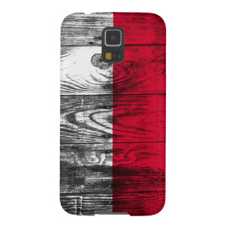 Vintage Poland flag Samsung Galaxy S5 covering Galaxy S5 Cases