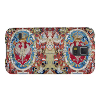 Vintage Polish Case For Galaxy S5