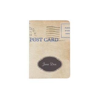 Vintage postcard look