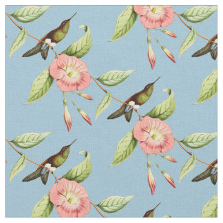 Vintage Puff Leg Hummingbird