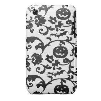 Vintage Pumpkin Vines Case Case-Mate iPhone 3 Case