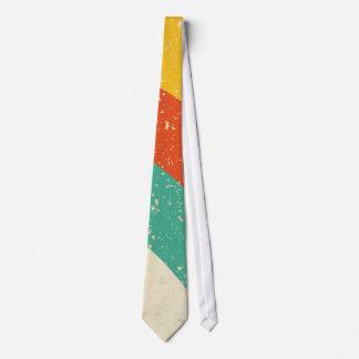 vintage rainbow tie