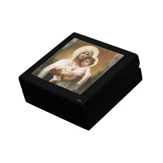 Vintage Realism, Madonna of the Roses, Bouguereau Gift Box