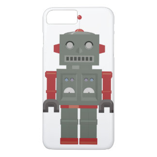 Vintage Robot iPhone 8 Plus/7 Plus Case