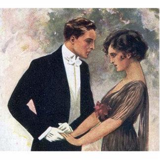 Vintage Romance Photo Cut Outs