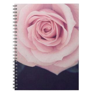 Vintage Rose I Photo Notebook