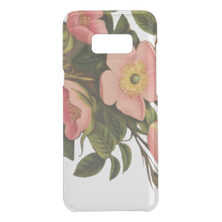 Vintage Roses Antique Drawing Art Phone Uncommon Samsung Galaxy S8 Plus Case