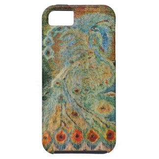 Vintage Rumanian Fabric design iPhone 5 Case