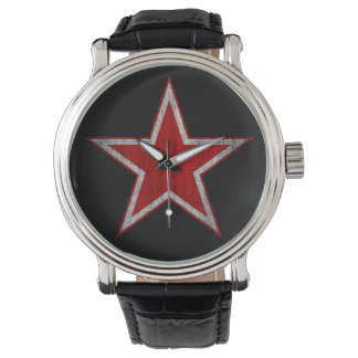 Vintage Russia Red Star watch