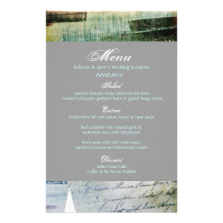 vintage rustic country chapel wedding stationery
