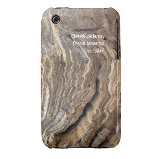 Vintage rustic wood texture iPhone 3G-3GS Case