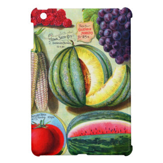 Vintage Seed Catalog Iowa Seed Co Cover Art Cover For The iPad Mini