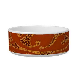 Vintage Sepia Design Bowl