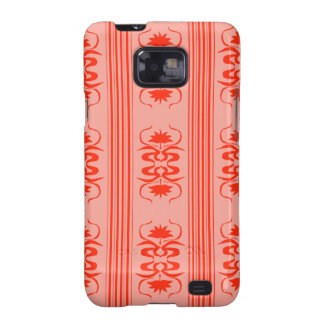 Vintage shabby and chic art nouveau samsung galaxy SII cases
