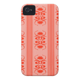 Vintage shabby and chic art nouveau Case-Mate iPhone 4 cases