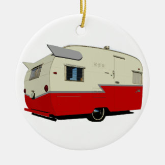 Vintage Shasta Holiday Ornament