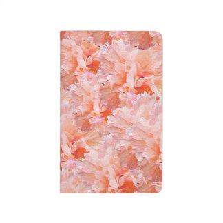 Vintage Sherbert Flowers Journal