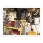 """Vintage Style"" Vintage Goods Photographic Print"