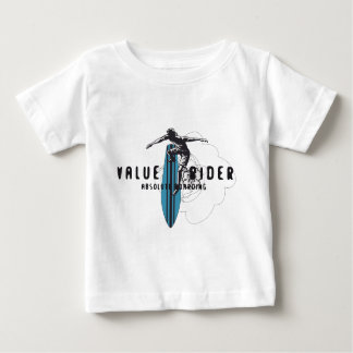 Vintage Surf Baby T-Shirt