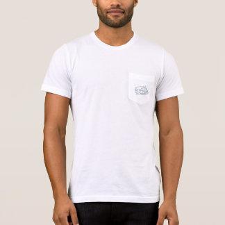 Vintage Surf Men's American Apparel Pocket T-Shirt