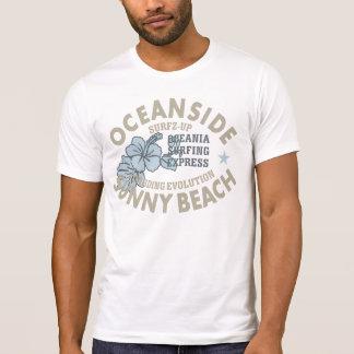 Vintage Surf Men's Apparel Crew Neck T-Shirt