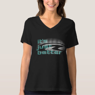 Vintage Surf Women's Bella Relaxed Jersey T-Shirt