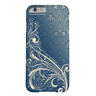 Vintage Swirls iPhone case Barely There iPhone 6 Case