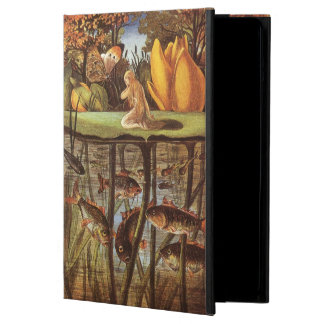 Vintage Thumbelina Fairy Tale, Eleanor Vere Boyle Case For iPad Air