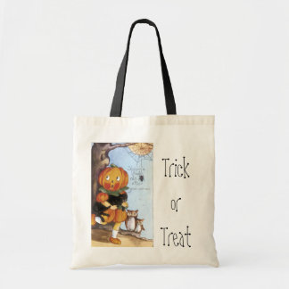 Vintage Trick or Treat bags for Halloween