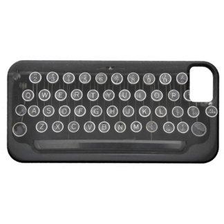 Vintage Typewriter iPhone 5 Cover