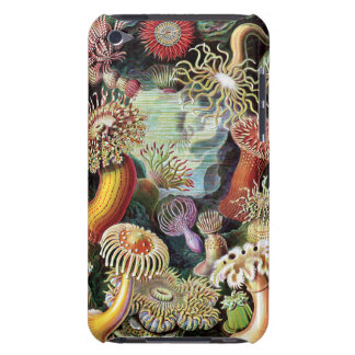 Vintage Underwater Coral & Sealife painting Case-Mate iPod Touch Case