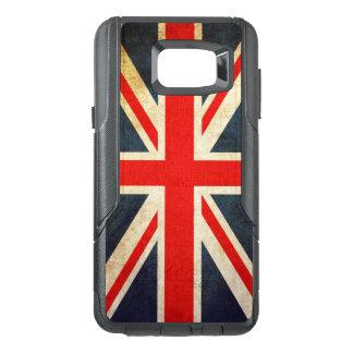Vintage Union Jack Flag Samsung Note 5 Case