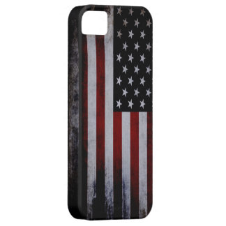 Vintage USA Flag iPhone 5 Case! Case For The iPhone 5