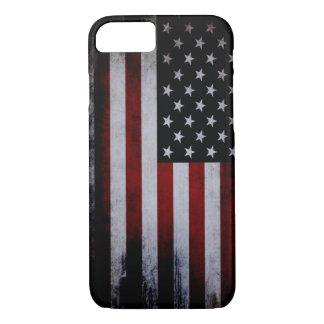 Vintage USA Flag iPhone 7 case! iPhone 7 Case