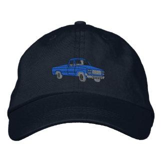 Vintage Vehicle Embroidered Hat