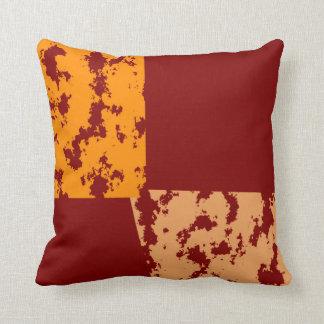 Vintage Vera Neumann Colourful Pop Art Pillow