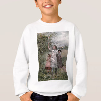 Vintage Victorian & Cute: Blackberry Picking Sweatshirt