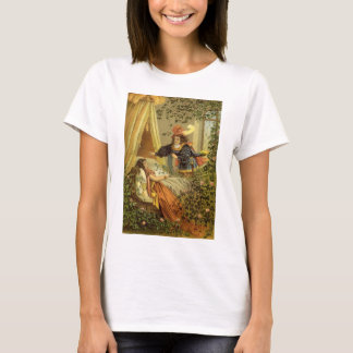 Vintage Victorian Fairy Tale, Sleeping Beauty T-Shirt